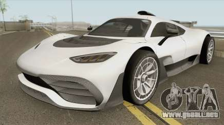 Mercedes-Benz AMG Project One para GTA San Andreas