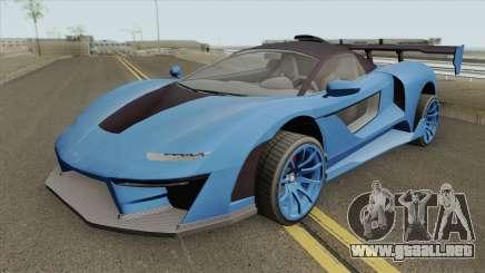Progen Emerus GTA V IVF para GTA San Andreas