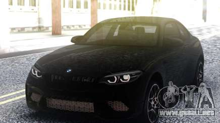 BMW M2 Competition Coupe 2019 para GTA San Andreas