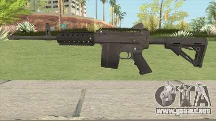 Battlefield 4 AWS para GTA San Andreas
