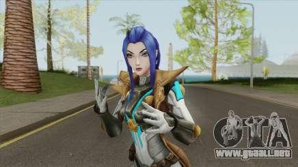 Pulsefire Caitlyn para GTA San Andreas