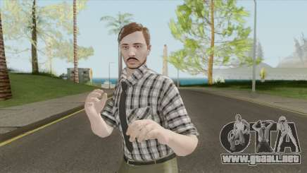 GTA Online Skin The Workaholic V1 para GTA San Andreas