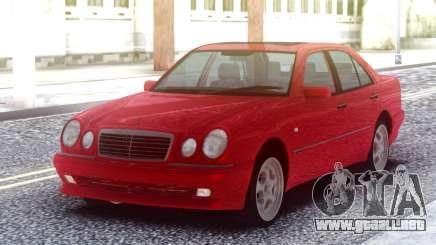 Mercedes-Benz W210 7.3S Brabus 1995 para GTA San Andreas