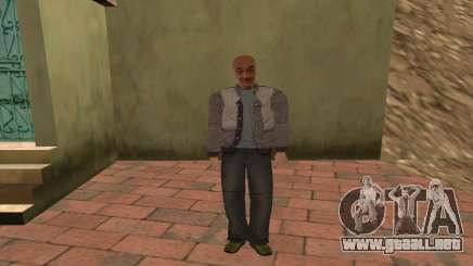 Nikolay Voronin para GTA San Andreas