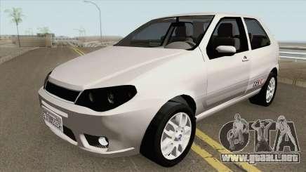 Fiat Palio 1.8R MQ para GTA San Andreas