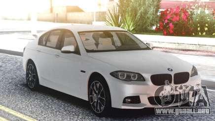 BMW F10 535i para GTA San Andreas