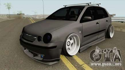 Volkswagen Polo Tuned para GTA San Andreas