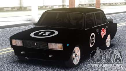 VAZ 2105 diablo para GTA San Andreas