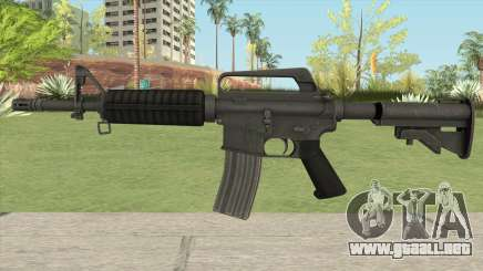 Colt M733 Miami P.D. Model para GTA San Andreas