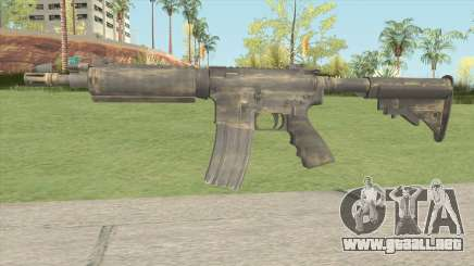 M4-CQ (Medal Of Honor 2010) para GTA San Andreas