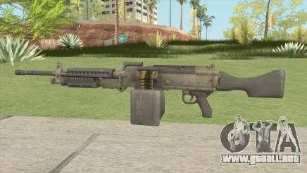 Battlefield 4 M240B para GTA San Andreas