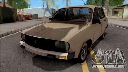 Renault 12 TL Grey para GTA San Andreas