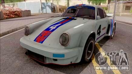 Porsche 911 Carrera RSR Transformers G1 Jazz para GTA San Andreas