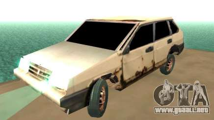 2109 VAZ (LADA DEVYATKA) para GTA San Andreas