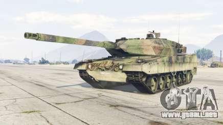 Leopard 2A6 para GTA 5