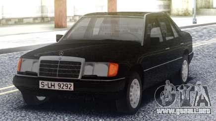 Mercedes-Benz W124 1989 para GTA San Andreas