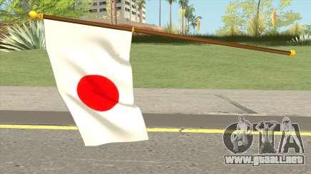 Japan Flag para GTA San Andreas
