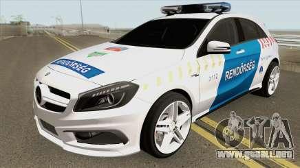 Mercedes A45 AMG Magyar Rendorseg para GTA San Andreas