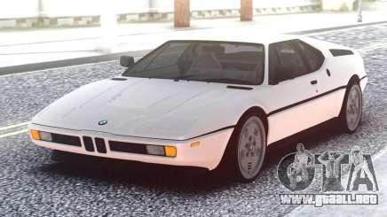 BMW M1 E26 para GTA San Andreas