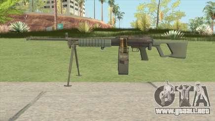 Battlefield 4 Type-88 MG para GTA San Andreas