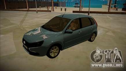 Lada Granta Hatchback 2019 para GTA San Andreas