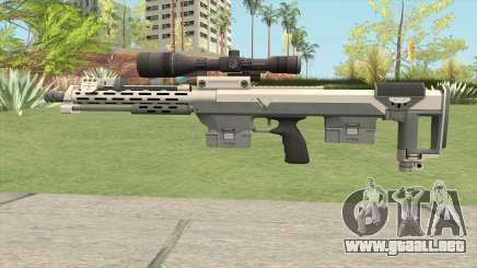 Advanced Sniper (DSR-1) GTA IV EFLC para GTA San Andreas