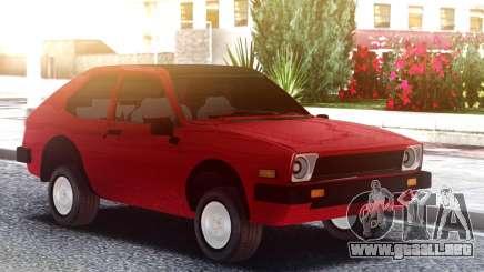 Toyota Corolla tercera generación de 1974 para GTA San Andreas