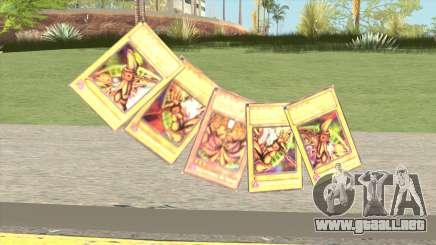 Exodia Deck para GTA San Andreas