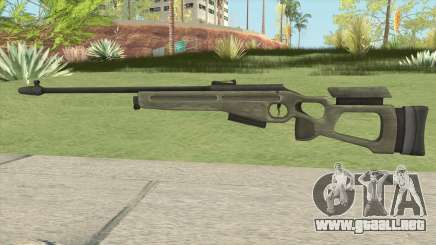 Battlefield 3 SV-98 V1 para GTA San Andreas