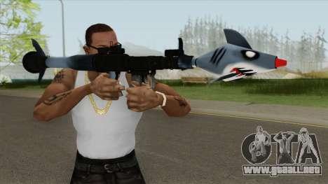 Sharkness Madness para GTA San Andreas
