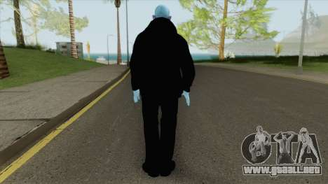 Electro Hood (The Amazing Spider-Man 2) para GTA San Andreas