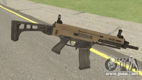 CZ-805 Assault Rifle para GTA San Andreas