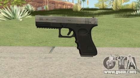 Desert Eagle (Carbon) para GTA San Andreas