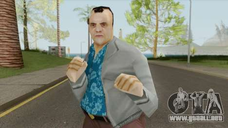 Forelli Crime Family Skin V2 para GTA San Andreas