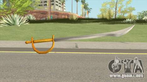 Nightcrawler Weapon para GTA San Andreas
