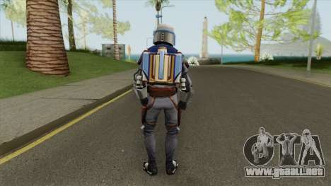 Jango Fett From Star Wars: Galaxy of Heroes para GTA San Andreas