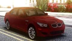 BMW M5 E60 Cherry para GTA San Andreas