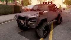 GTA V Karin Rebel IVF Style para GTA San Andreas