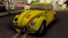 Volkswagen Beetle Transformers G1 Bumblebee