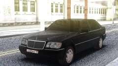 Mercedes-Benz W140 Original para GTA San Andreas