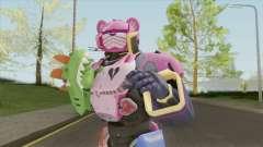 Multibot From Fortnite para GTA San Andreas