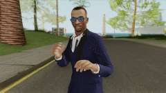 CJ (Casino And Resort Outfit) para GTA San Andreas