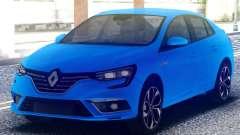 Renault Megane 4 para GTA San Andreas