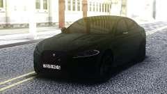 Jaguar XF para GTA San Andreas