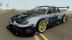 Subaru Impreza WRX STI Time Attack 2006