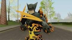 Wolverine Fear it Self para GTA San Andreas