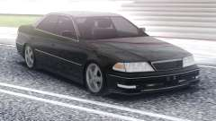 Toyota Mark II 1998 Restyling para GTA San Andreas
