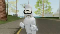 Bender (Futurama) para GTA San Andreas
