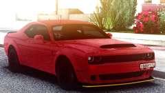 Dodge SRT Demon 2020 TURBO KE32 para GTA San Andreas