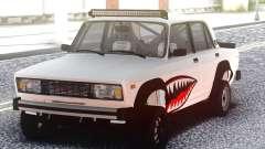 VAZ 2105 Tiburón